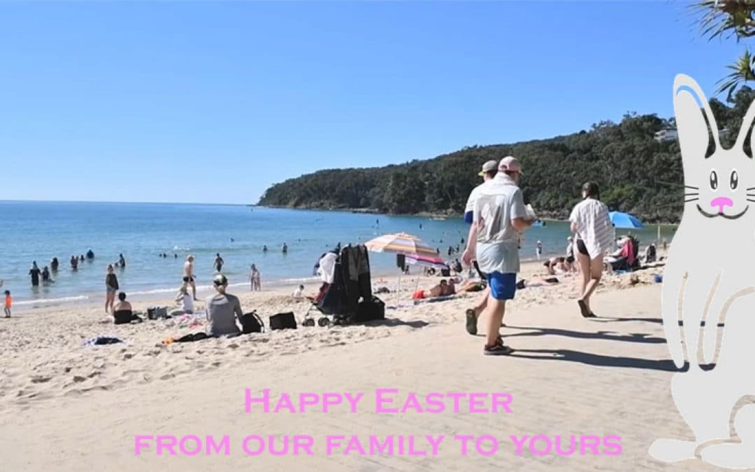 Where is your Happy Easter ?