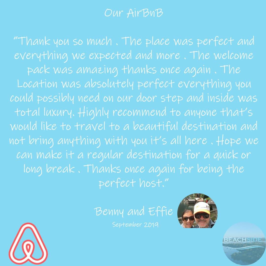 BPR - airbnb -Benny-Effie